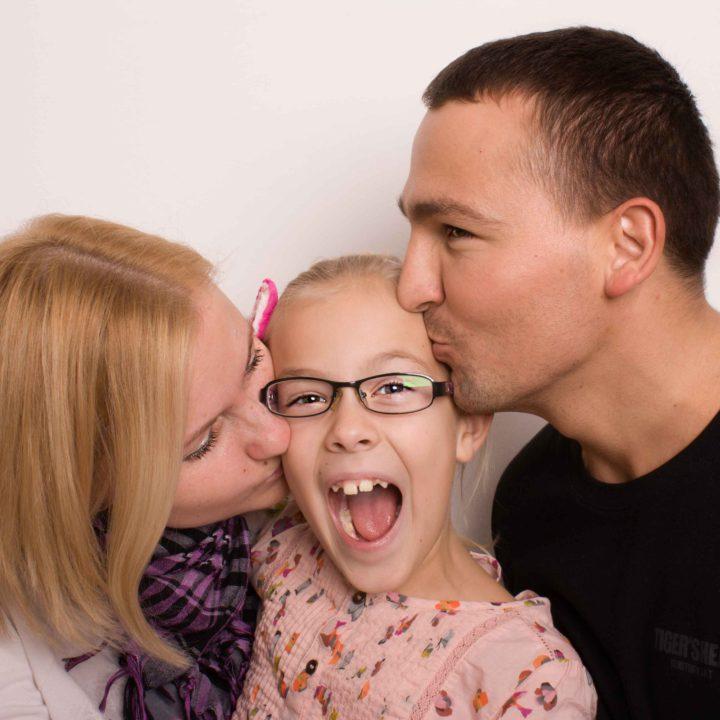 Kriszti, Vili és Lili