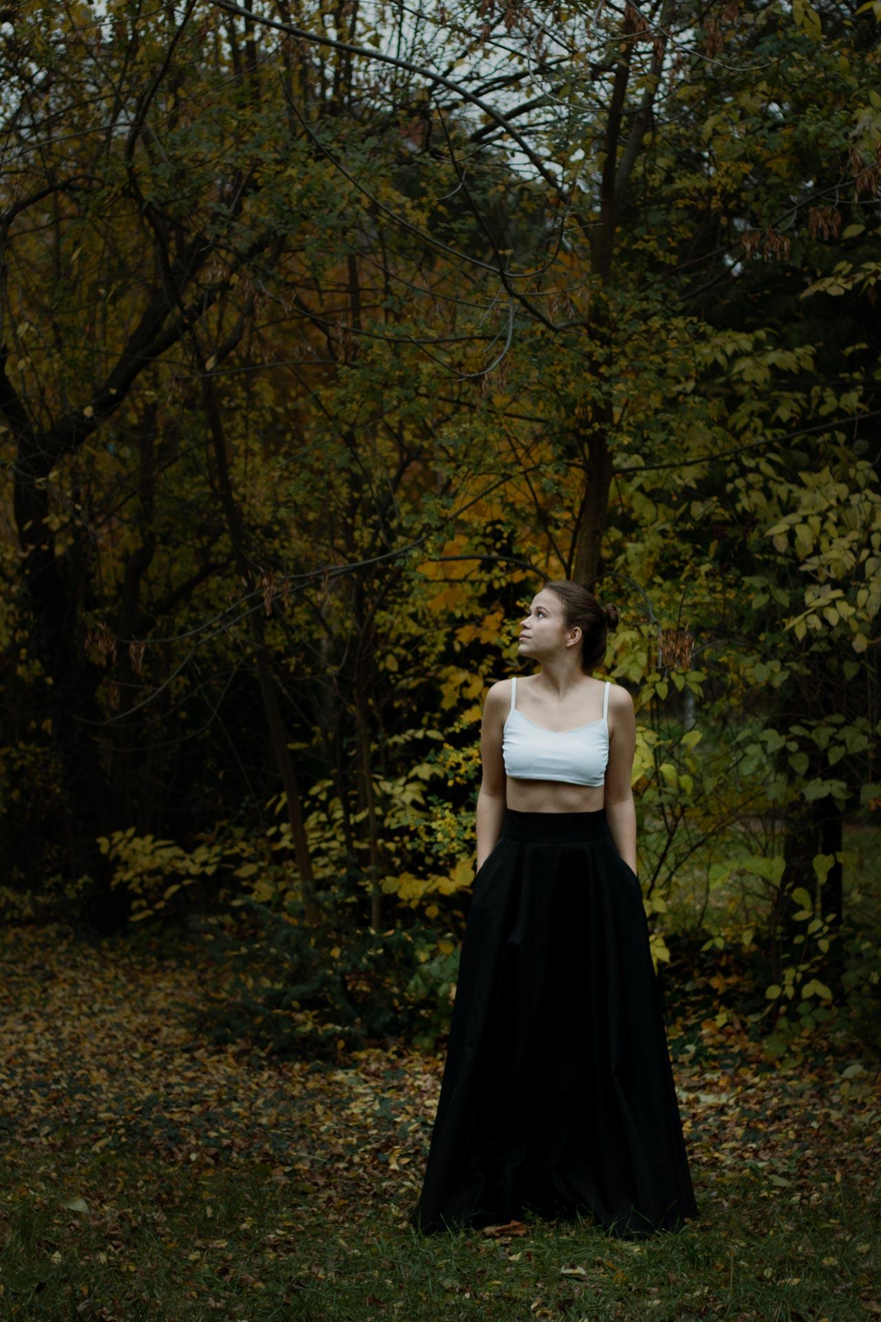Dombi Vera fotós, a jövő generáció fotózása