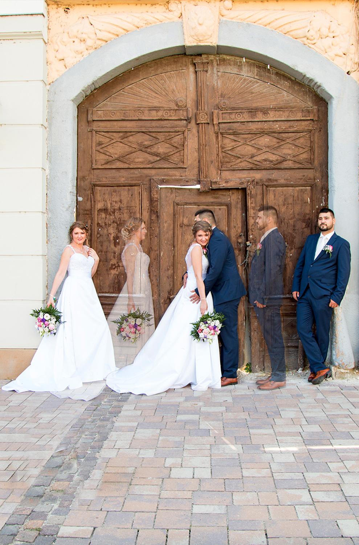 Dombi Vera esküvői fotózás